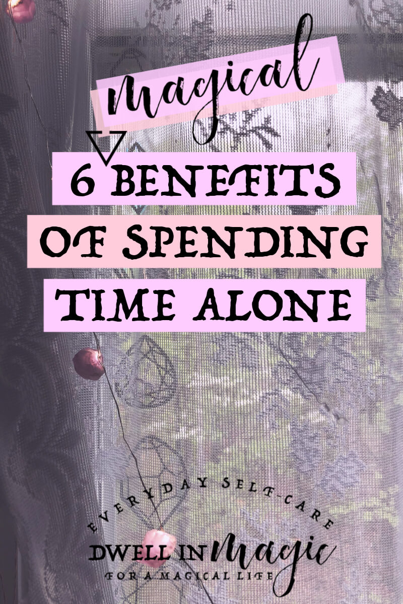 Why alone time will improve your quality of life