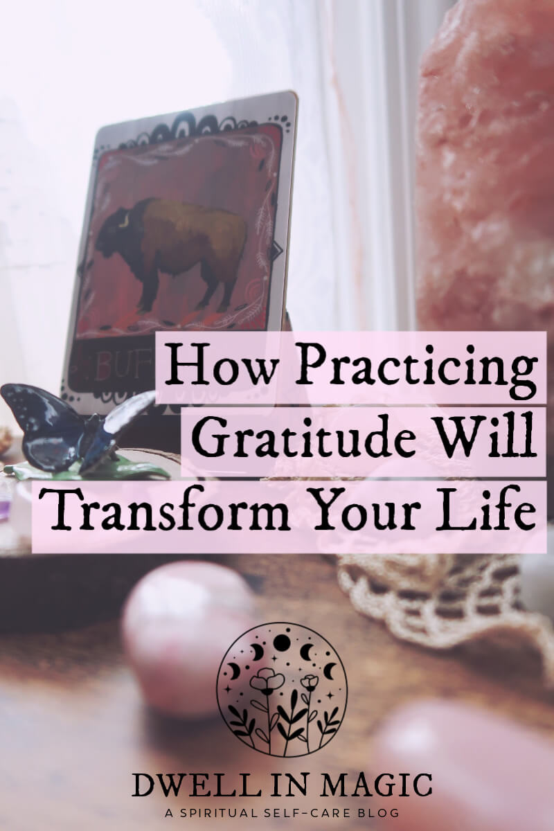 How practicing gratitude will instantly transform your life