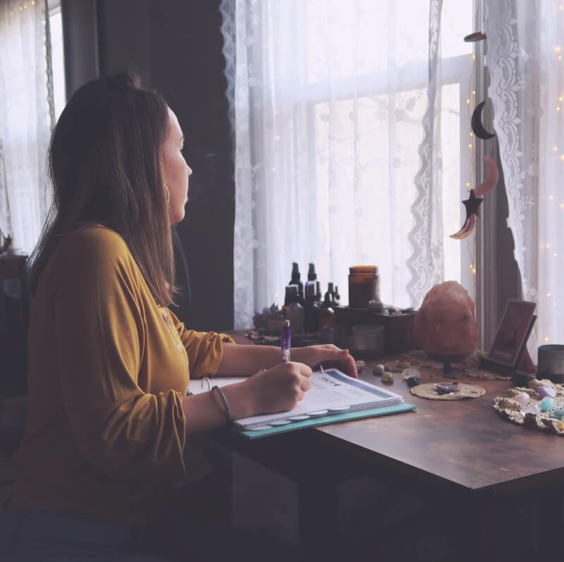 Checking in with yourself during alone time is key to a happy life
