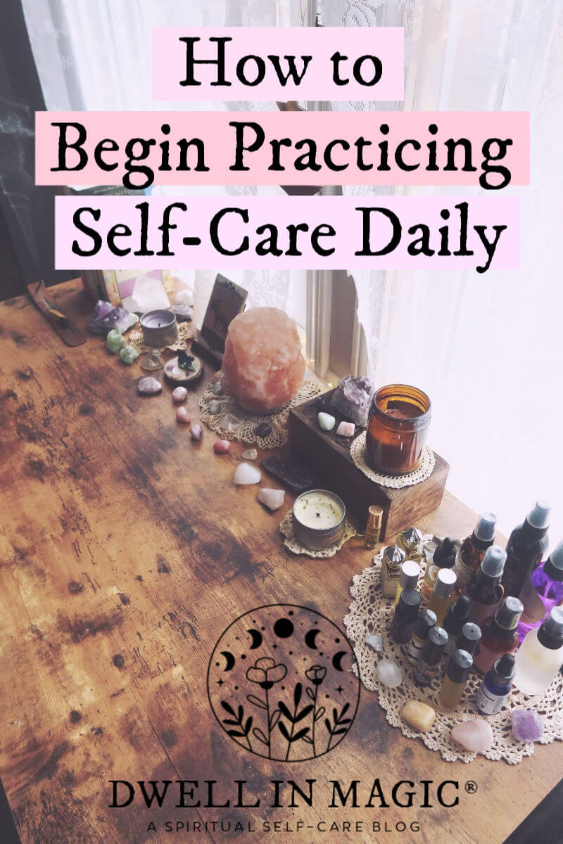 daily self-care