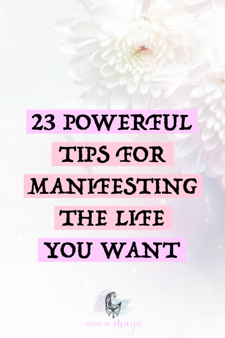 Some of the most powerful, life-changing advice I received on the topics of business, manifesting, and even parenting #manifesting #manifestingtips #selfcare #dwellinmagic