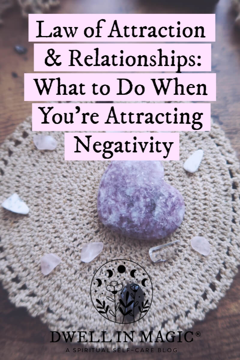 law of attraction relationships