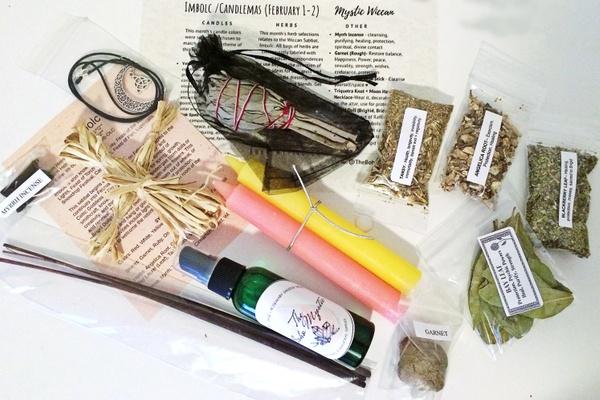 Boho Mystic subscription box