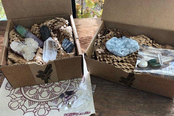 Enchanted Crystal subscription box