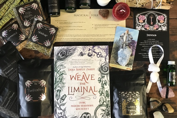 Magickal folk witchy box