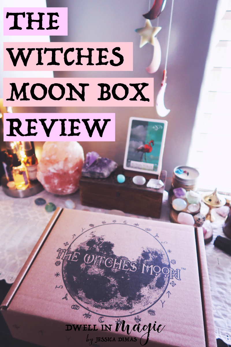 witches moon box