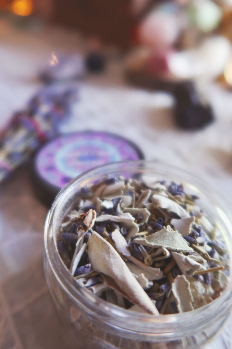 My review of the witchy subscription box SugarMuses for April #witchythings #subscriptionbox #subscriptionboxes #witchyboxes #wicca #wiccan #sacredselfcare