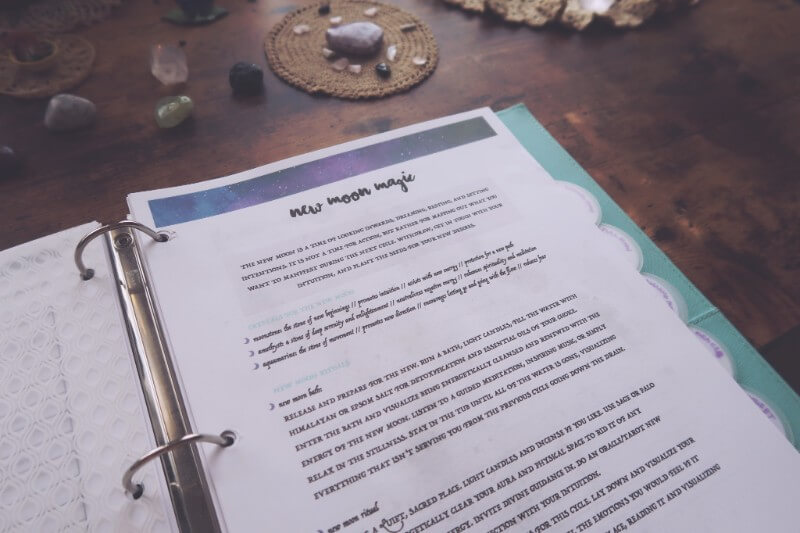 Creating a Witchy Self-Care Routine - Dwell in Magic