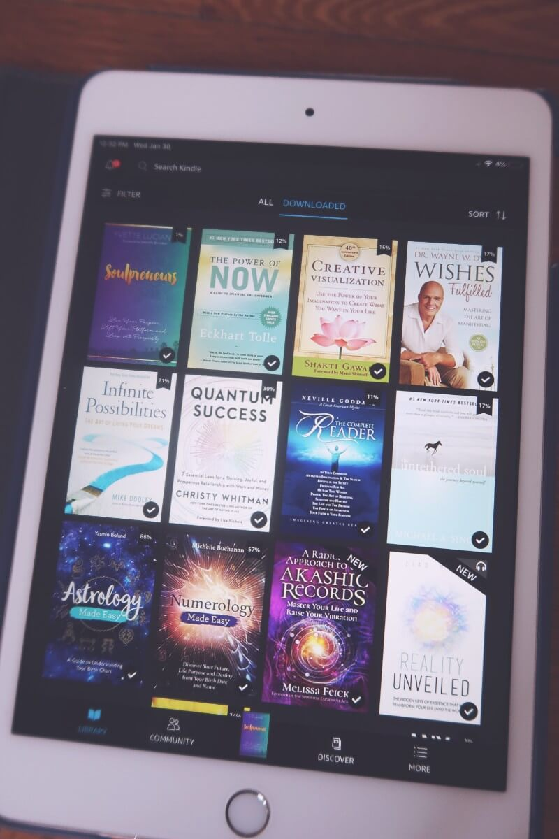 mindset books