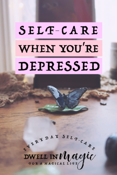 Self-care tips for those struggling with depression