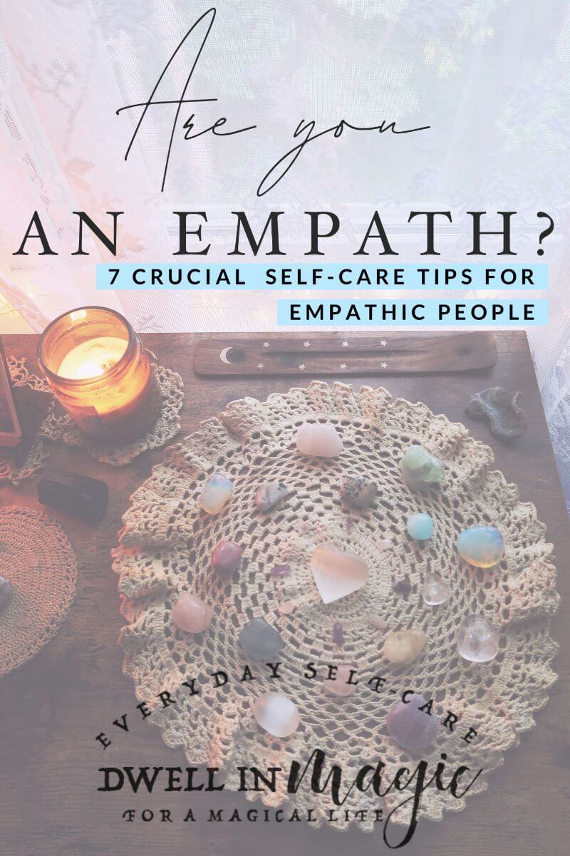 What is an empath? Tips and tools for empathic people.