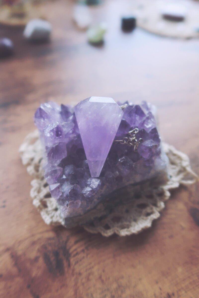 feminine energy divination