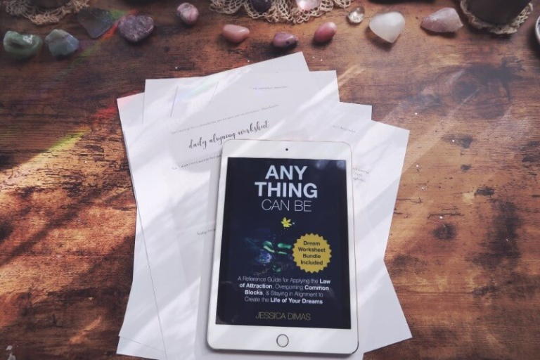 Anything Can Be: A Reference Guide for Applying the Law of Attraction