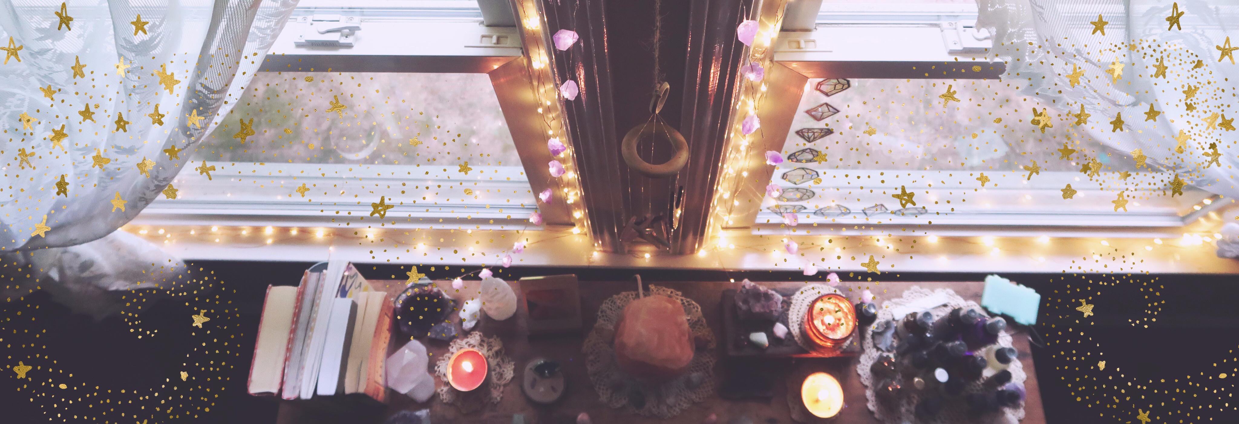 Dwell In Magic self care space