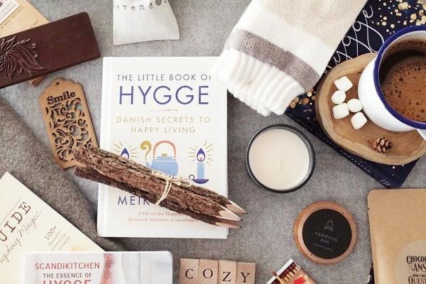hygge self care box