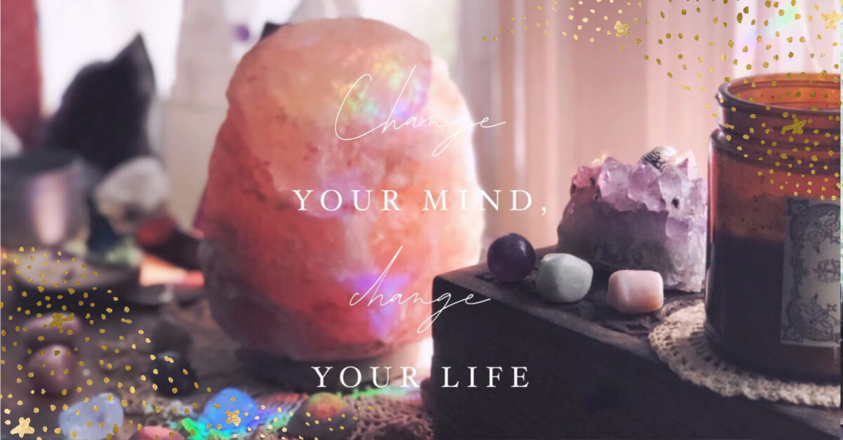 Dwell in Magic power of the mind