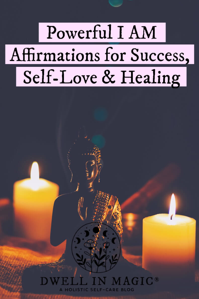 Affirmations love positive 95 Fearless