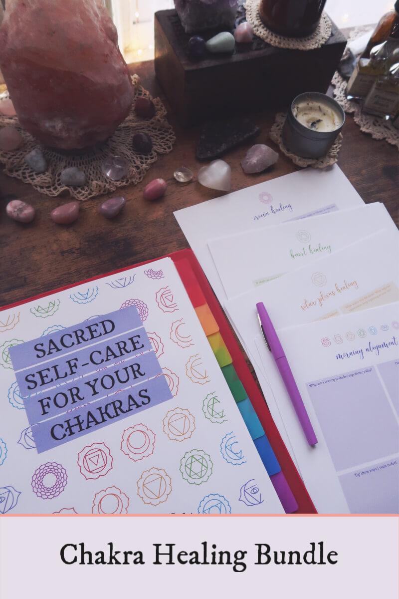 Chakra Healing Bundle