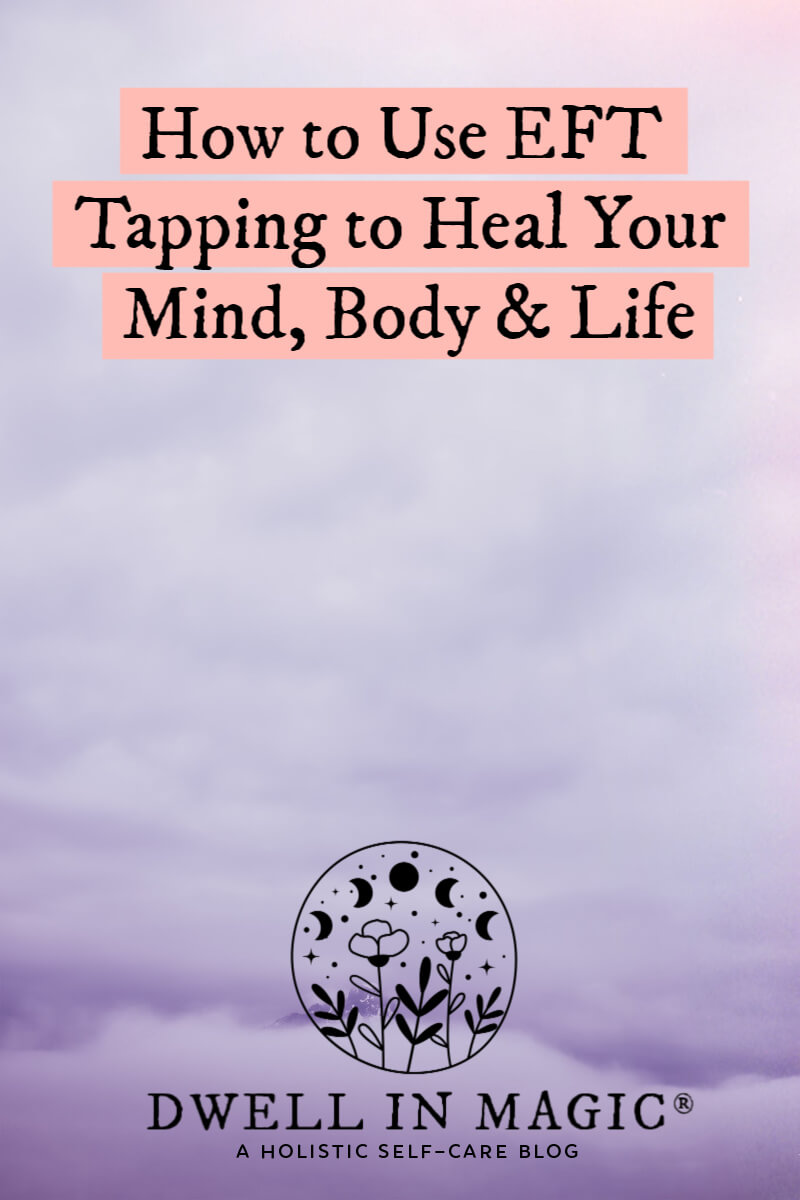 The power of EFT tapping