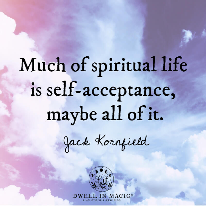 spiritual quotes images Jack Kornfield