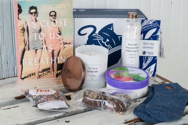 introverts retreat subscription box for women
