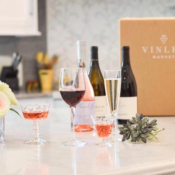 Vinley Market Wine Subscription box