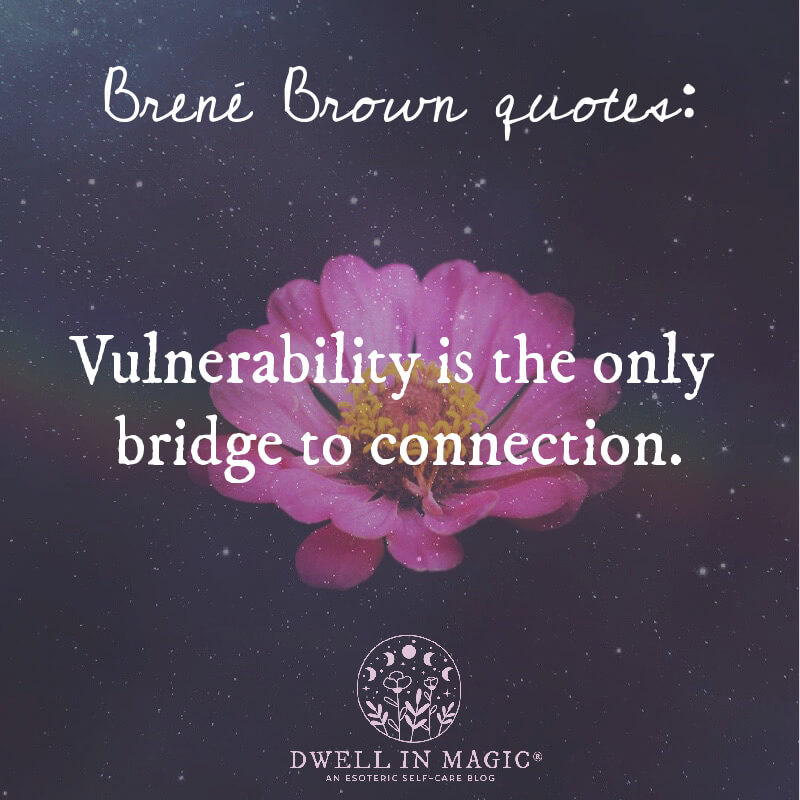 Brené Brown quotes on vulnerability