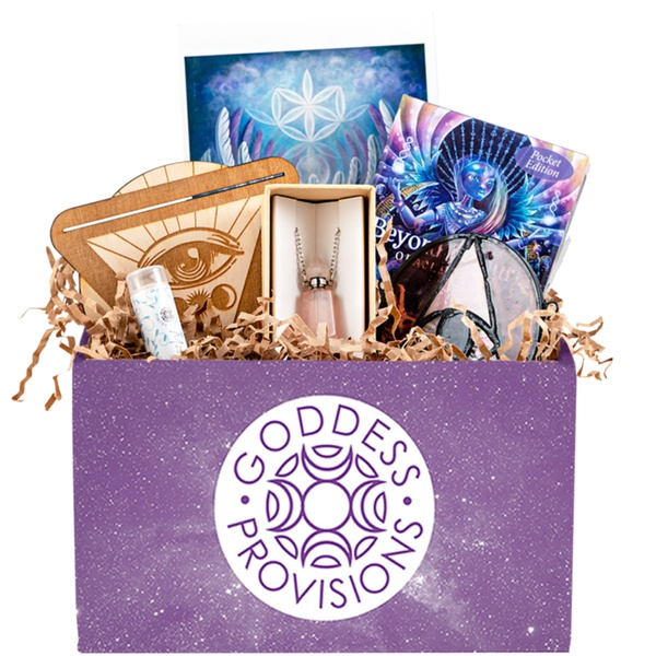 Goddess provisions witchy box