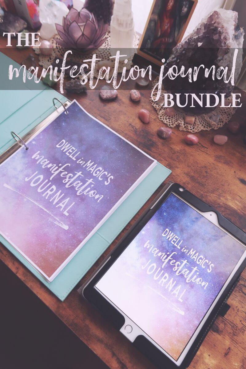 The Manifestation Journal Bundle
