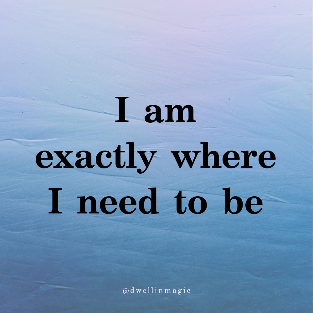 i am self love affirmations